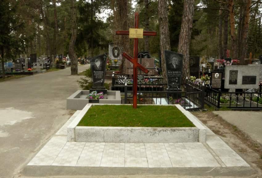 Памятник Ющенко