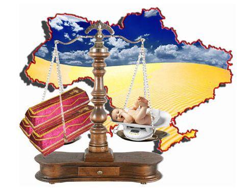 больная украина